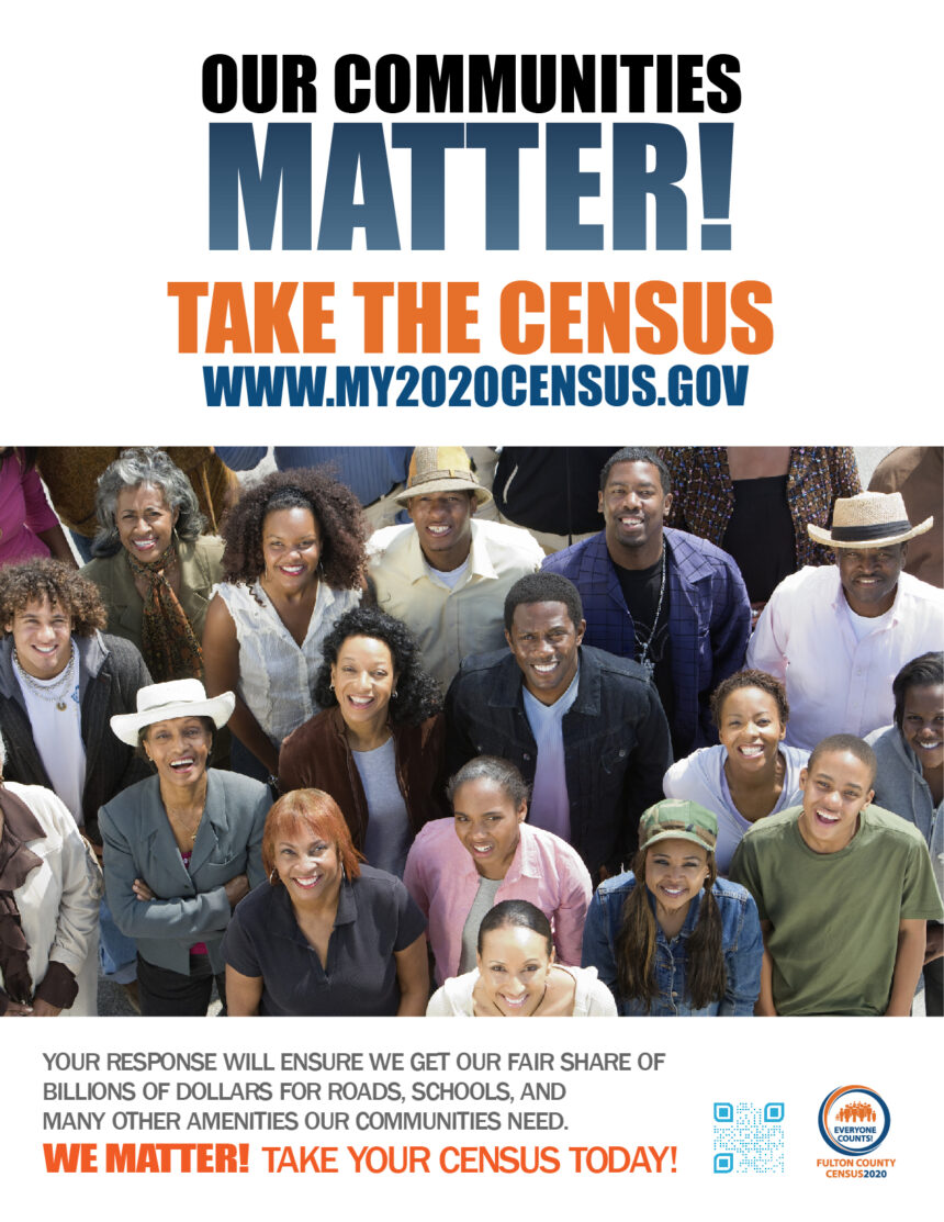 Fulton County Government 2020 Census Partnership
