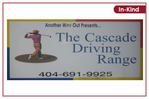 The Cascade Driving Range